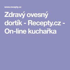 Zdravý ovesný dortík - Recepty.cz - On-line kuchařka