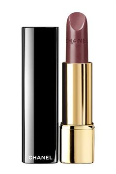 ROUGE ALLURE 108 Déterminée, Chanel: The make up trend for fall 2012 goes all purple shades: from the shrilling violet to the deepest one. For all make up brands.