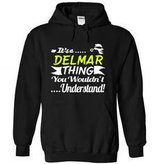 awesome DELMAR Name Tshirt - TEAM DELMAR, LIFETIME MEMBER