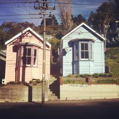Aro Valley Wellington New Zealand