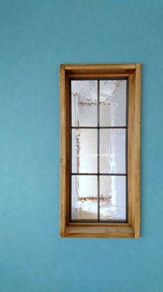 No.3960【採光窓】 ステンド仕様 H650×W300×D130DearOld様1月に商品を届けていただいた加藤と申します。遅くなりましたが、写真を送らせていただきます。一… Stained Glass, Windows And Doors, House Windows, Glass, Interior, Natural Interior, Home Decor, Cafe Door, Lights