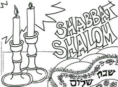 Free Messianic Jewish coloring pages for children! Just