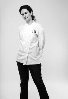 Amy Eubanks (Culinary Arts '99). Executive Chef, BLT Fish, NYC
