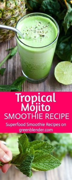The most refreshing smoothie recipe around. --- 1 \u00bd oz swiss chard 4 oz pineapple 1 pear - chopped \u00bd lime - jucied 3 sprigs mint - stemmed 1 tbsp hemp seed 1 cup coconut water 1 cup water 1 cup ice #weightlosstips