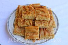 μικρή κουζίνα: Κολοκυθόπιτα με φέτα και κασέρι Spanakopita, Apple Pie, Bread, Cooking, Ethnic Recipes, Desserts, Food, Kitchen, Tailgate Desserts