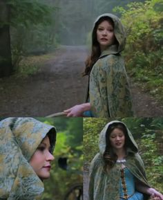 Once Upon A Time - Belle's Cloak