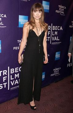 Olivia Wilde at the 'One For All' premiere during the Tribeca Film Festival in New York City, NY.