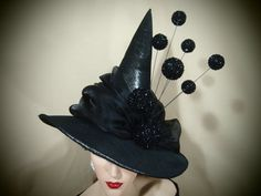 Witch Hat Lunar Movements by EvercrumblyAndWitch on Etsy