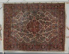 Sarouk Carpet, West Persia, second quarter 20th century, 11 ft. 6 in. x 9 ft.  | Skinner Auctioneers