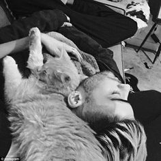 How lucky some animals are (Gigi,Perrie)