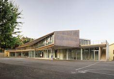 Architecture Ecole primaire Lozanne