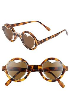 FE NY 'Inner Sanctum' Sunglasses available at #Nordstrom