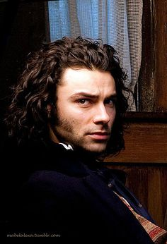 "Aidan Turner as Gabriel Rossetti, ""Desperate Romantics"" (BBC Two), a  six-part drama about the Pre-Raphaelite brotherhood."
