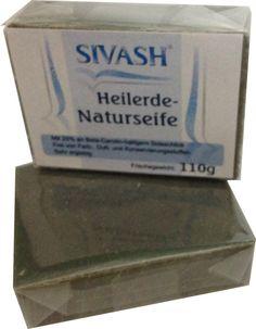 natürliche Sivash-Heilerdeseife. hergestellt von bibibest cosmetics Online kaufen: http://www.sivash.at/webshop/Seifen/SIVASH-Heilerdeseife-Naturseife.html Im Shop in Wien Meidling: http://www.sivash.at/de/Sivash-Shop-in-Wien Im Lille Hus - Cafe mit Geschenkideen in Teesdorf http://www.lillehus.at/