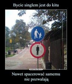 Nawet spacerować samemu nie pozwalają –