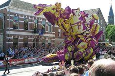 Bloemencorso Zundert                   Flower Parade 2013