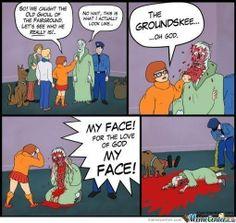 <3 #ScoobyDoo