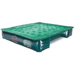 """Original Truck Bed Air Mattress by AirBedz®. The """"AirBedz Lite"""" Original Truck Bed Air Mattress offers a comfortable and fast solution to truck-bed camping Truck Bed Camping, Truck Tent, Tent Camping, Camping Gear, Camping Trailers, Camping Stuff, Beach Camping, Glamping, Rv Truck"""