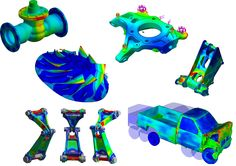 In this article Introduction to Finite Element Analysis is discussed. FEA is a computerized method for analysis / simulation for the engineering structures or Components. They are widely used in Automotive and various fields to