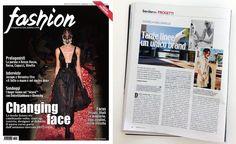 february' 15 #fashion magazine - interview #danieladallavalle