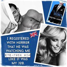 Beautiful Secret by Christina Lauren - Niall & Ruby Beautiful Series, Book Boyfriends, My Job, Teaser, Book Lovers, My Eyes, The Secret, Ebooks, Life