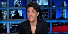 Rachel Maddow Is The Only Cable News Host To Make This List