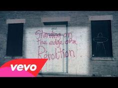 Nickelback - Edge Of A Revolution (Lyric Video) OHHHHH MAAAAAAH GAWWWD NICKELBACK.!!!!!!!!