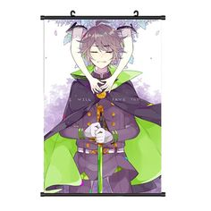 Onecos Anime Seraph of the end Logo Poster wall Picture Cosplay *** Learn more by visiting the image link.