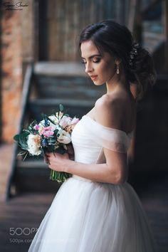 Bride Viktorya by SlavaSlavka