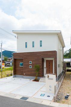 Good House, My House, Facade House, My Dream Home, House Plans, Sweet Home, New Homes, Villa, Minimalist