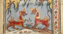 British Library's Digitized Manuscript Database