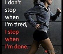 quiero seguir corriendo...