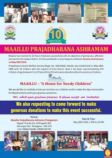 JAI Social Service: Celebration on the occasion of completing 10 years...