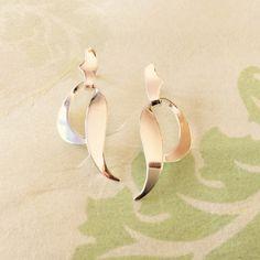 Dangling Wisps Earrings