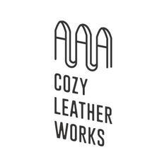 Cozy Leather Works_logo design