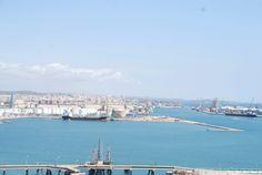 Es detecta una taca de fuel al moll d'Aragó del Port de Tarragona