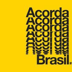 Acorda Brasil.