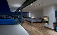 9010 Hopen House 17 Breathtaking Residence in the Hollywood Hills Featuring Stylish Interiors
