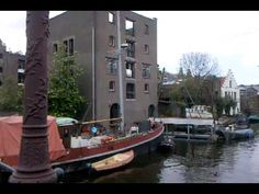 The peaceful neighborhood of the the Jordaan, only 15 minutes walk from the Dam, the city center of Amsterdam.