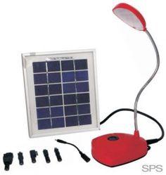 Solar Power Pack 2  Lumières d'ampoule BSS-01006LB-4  Facile à transporter et à installer.Idéal pour les hangars, kiosques de jardin, garages, granges ou des serres - partout où il n'y a pas  d'électricité. Idéal pour  un voyage de camping, un pique-nique du soir, ou l'utiliser pour travailler à l'extérieur pendant la nuit. Livré avec un panneau solaire imperméable à l'eau de 1,5 watt.construit avec 12 LED et une plaque réfléchissante,vous donnant assez de lumière pour éclairer une pièce…