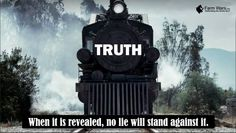 Saving Truth will either free us or consume us.