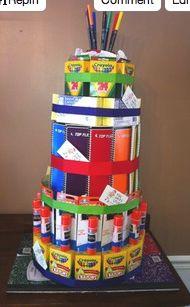 Teacher cake!