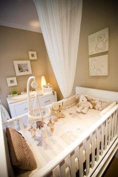Neutral Nursery Theme - for a little miss b***
