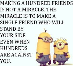 Minions - A Hundred Friends