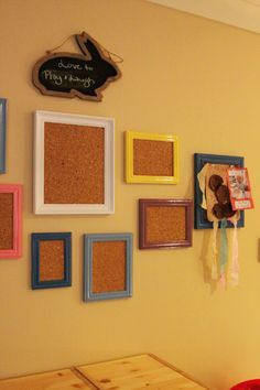 DIY - Displaying Kids Artwork - Lovely Living - Love The Life You're Living