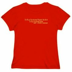 To play Platform Tennis or not to play Platform Tennis, what a stupid question Sports Womens T-Shirt (Red, Size Large) TopExpressions. $13.99