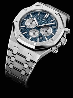 TimeZone : Industry News » SIHH 2017 - Audemars Piguet Royal Oak Chronographs