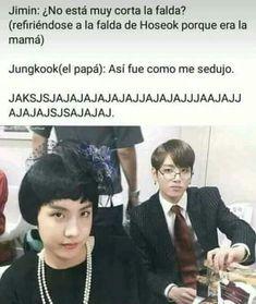 "Ay no mames :""v Memes Bts Español, Kdrama Memes, Memes Humor, K Pop, Rap Lines, Bts Chibi, Korean Bands, Bts And Exo, Bts Lockscreen"