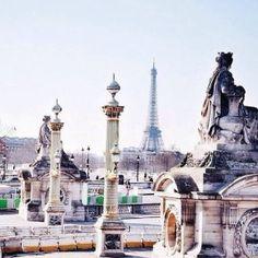 Прогулка по весеннему Парижу!