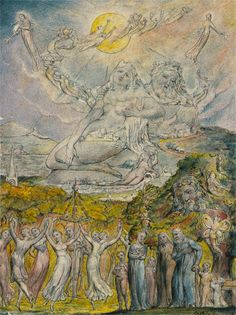 William Blake | A Sunshine Holiday | Milton's L'Allegro and Il Penseroso | The Morgan Library & Museum